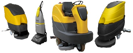 floor scrubber rental in connecticut